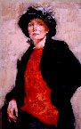 BURTON SILVERMAN (DVD):  Painting the Figure, Teresa (105 minutes, Watercolor) - Click to enlarge