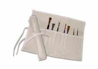 BW LG BRUSH HOLDER � NATURAL