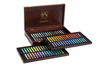 CARAN d'ACHE Oil Pastel wooden box set