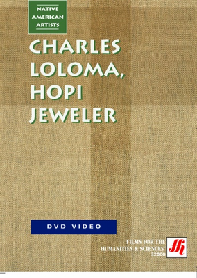 Charles Loloma, Hopi Jeweler Video (DVD/VHS)