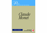 Claude Monet Video - English  (DVD)