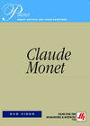Claude Monet Video - English (VHS/DVD)