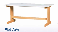 """Computer/CAD/Layout Table - 48"""""""