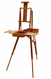 Craftech Plein Air Easel - Click to enlarge