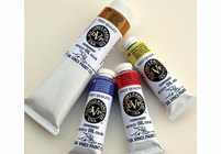 Da Vinci Artists' Oil Color Paint 37ml Cadmium Yellow Pale