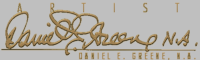 Daniel E. Greene Signature Products