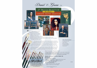 Daniel Greene Brush Master Set - 27 brushes