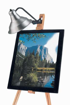 Daylight Easel Lamp - Click to enlarge