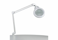 Daylight Ultra Slim Fluorescent Magnifying Lamp 7""