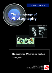 Decoding Photographic Images  Video (VHS/DVD)