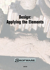 Design: Applying the Elements  Video VHS/DVD (CC)