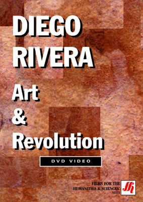 Diego Rivera: Art and Revolution  Video  (DVD)