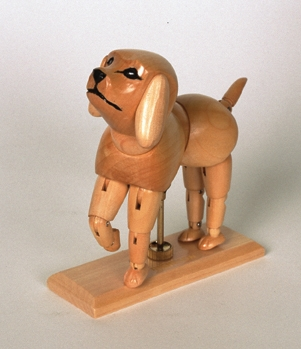 DOG MANIKIN - Click to enlarge