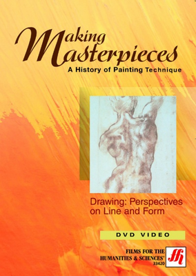 Drawing: Perspectives on Line and Form  Video  (DVD)
