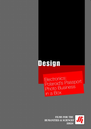 Electronics: Polaroid's Passport Photo Business in a Box  Video (VHS/DVD)