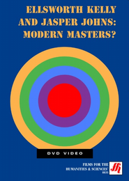 Ellsworth Kelly and Jasper Johns: Modern Masters?  Video (VHS/DVD)