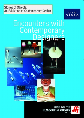 Encounters with Contemporary Designers  Video  (DVD)