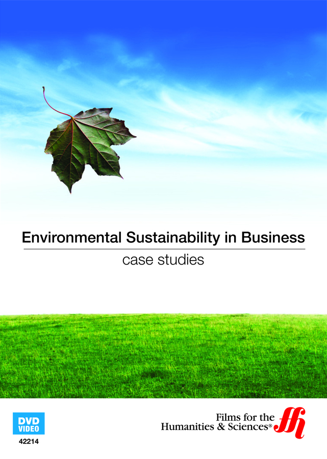 Environmental sustainability in business a case study