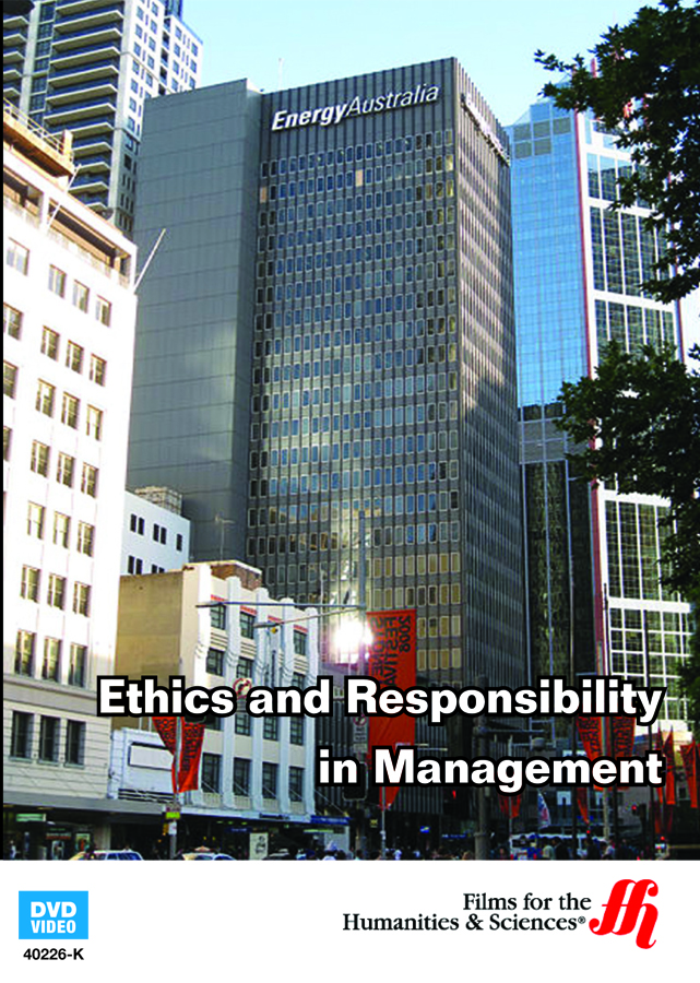 the importance of ethics in management Ethics and human resource management: a study on ethical perceptions of  hrm  infrastructures and their relevance are associated with the individual  ethical.