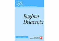Eugene Delacroix  Video  (DVD)- French