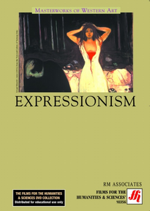 Expressionism  Video (VHS/DVD) - Click to enlarge