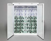 Eye Safety Cabinet - Lab