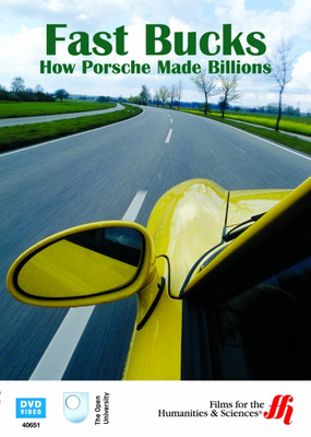 Fast Bucks: How Porsche Made Billions (DVD) - Click to enlarge