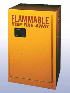 Flammable Storage Cabinet - 60 gallon