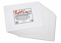 Fredrix 12x16 Canvas Panels (Box of 3 Dozen)