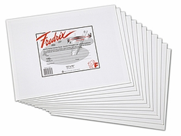 Fredrix 8x10 Canvas Panels (Box of 3 Dozen) - Click to enlarge