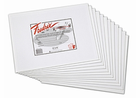 Fredrix 9x12 Canvas Panels (Box of 3 Dozen)