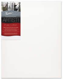 Fredrix red label 12� x 16� stretched Canvas - Click to enlarge