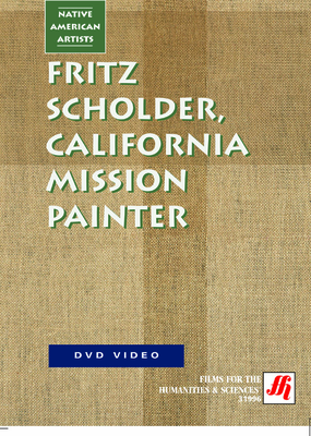 Fritz Scholder, California Mission Painter  Video (VHS/DVD)