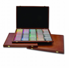 Gallery Artist 72 pc. Semi Hard Pastel Set