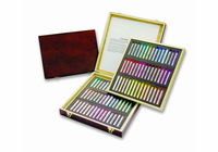 Gallery Artist 90 pc Extra Fine Pastel in Wooden Case