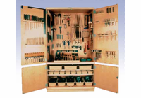 General Tool Storage Cabinet � 48� w/Tools