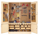 General Tool Storage Cabinet with Tools