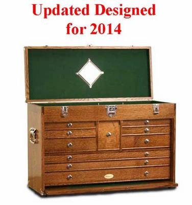 Gerstner 52A Journeyman Tool Chest - Click to enlarge