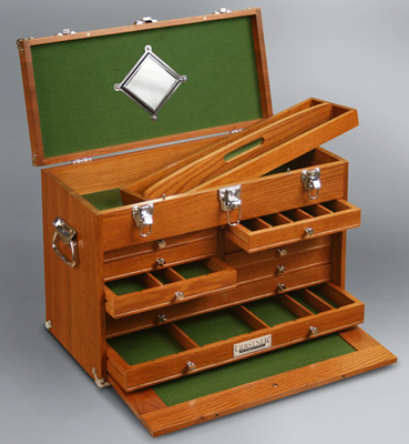 GERSTNER INTERNATIONAL GI-531 Hobby Chest - Click to enlarge