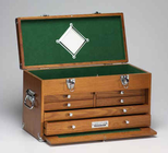 GERSTNER INTERNATIONAL Model GI-525 OAK CHEST