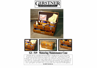 Gerstner International Motoring Maintenance Case / Scale Model Tool Case