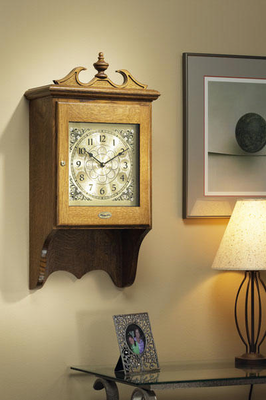 GERSTNER USA Clock Wall Safe  - Click to enlarge