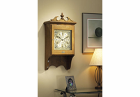 GERSTNER USA Clock Wall Safe