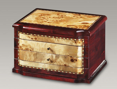 GI-310 Jewelry Chest by Gerstner International - Click to enlarge