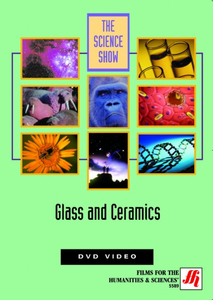 Glass and Ceramics  Video (VHS/DVD)