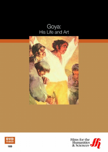 Goya: His Life and Art  Video (VHS/DVD)