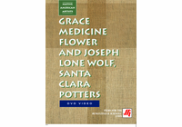Grace Medicine Flower and Joseph Lone Wolf, Santa Clara Potters  Video (VHS/DVD)