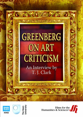 Greenberg on Art Criticism: An Interview by T. J. Clark - Click to enlarge