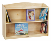 Guidecraft 3 Shelf Bookshelf