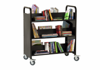 Guidecraft Book Truck
